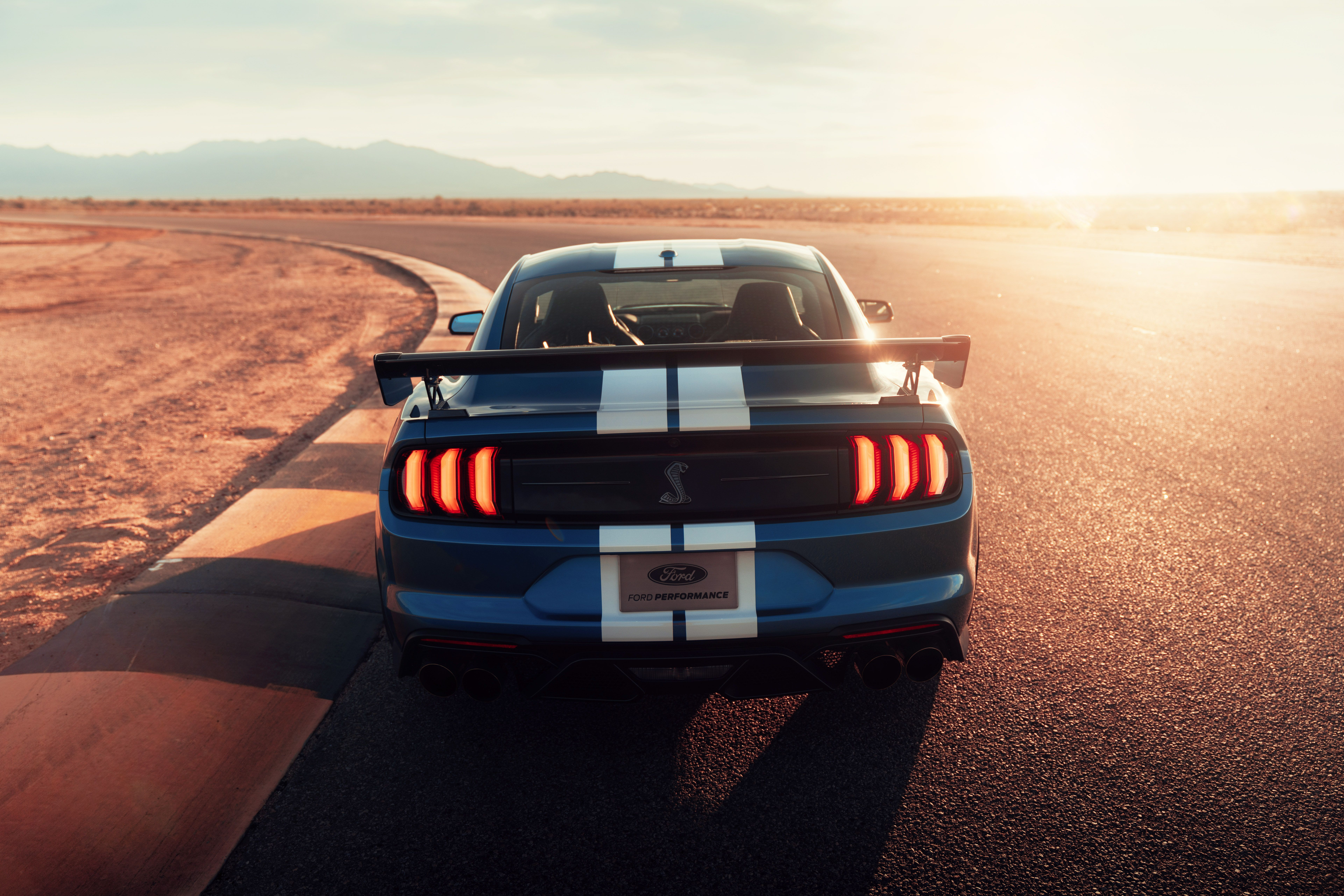 Fords most powerful mustang shelby gt500 to date top speed governed