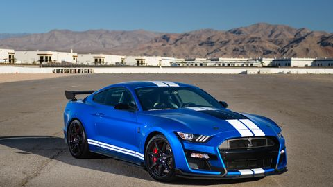 2020 Ford Mustang Shelby Gt500 Review Pricing And Specs