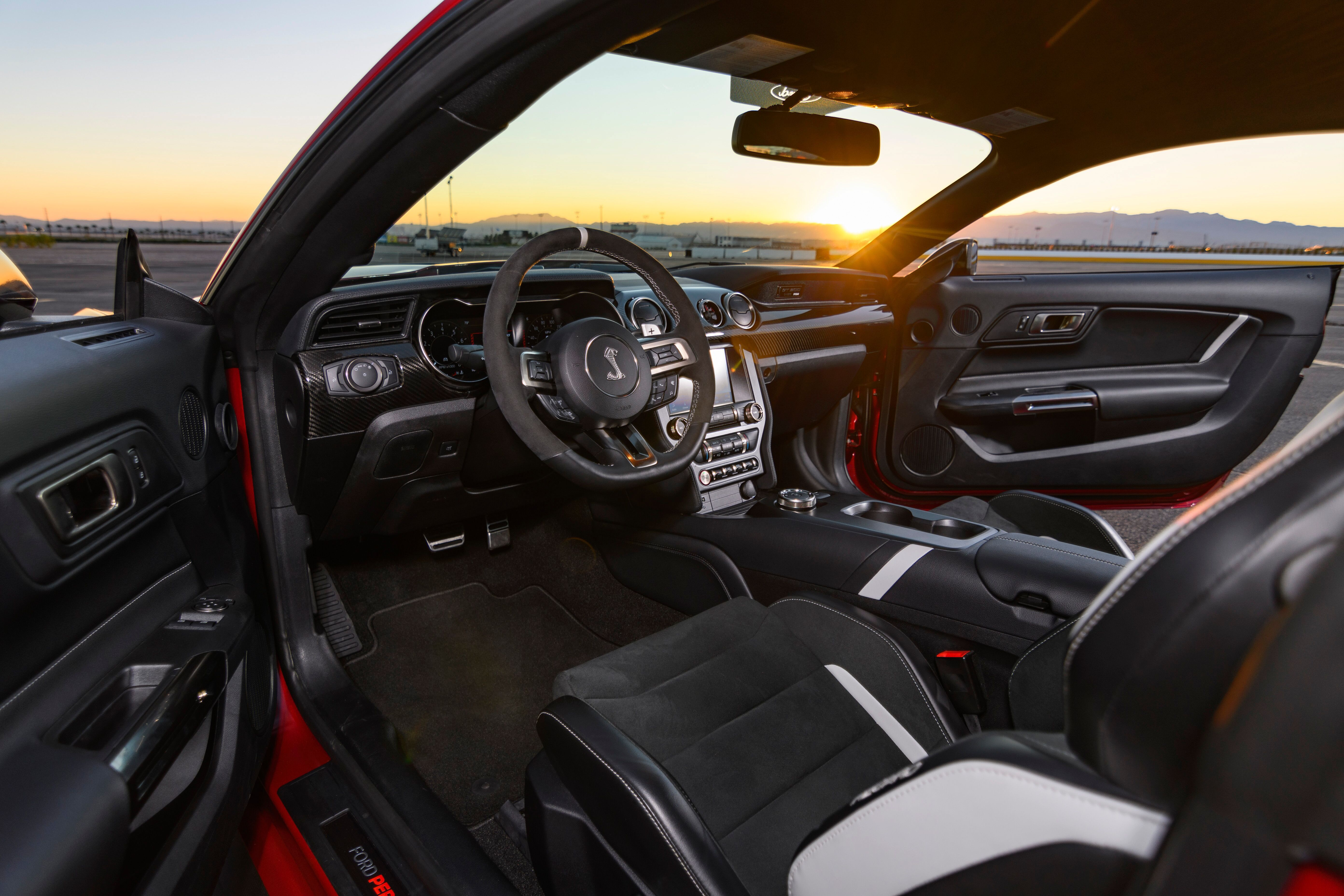 in depth photos of the 2020 ford mustang shelby gt500 car and driver