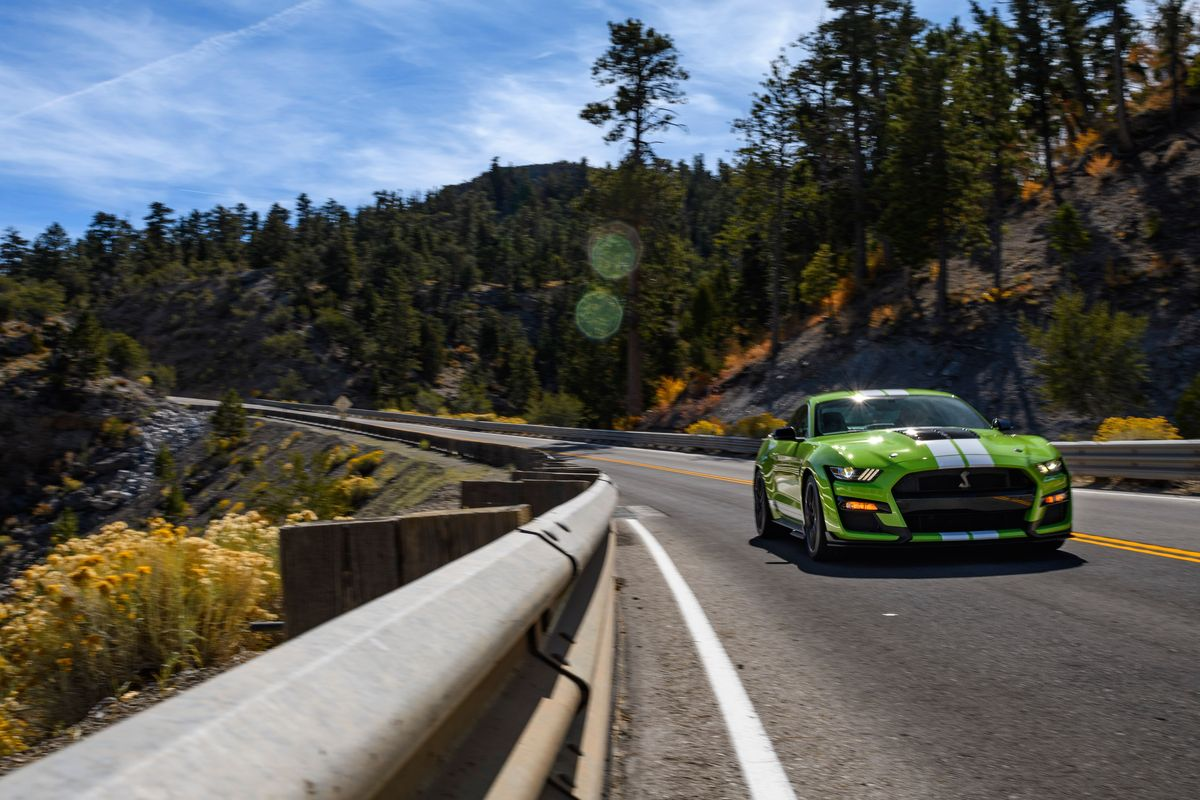 2020 Ford Mustang Shelby Gt500 Is A 760 Hp Thrill Ride
