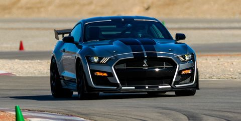In Depth Photos Of The 2020 Ford Mustang Shelby Gt500