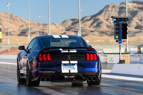in-depth photos of the 2020 ford mustang shelby gt500