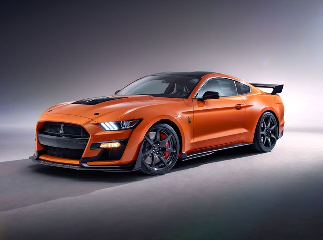 The New Ford Mustang >> 2020 Ford Mustang Shelby Gt500