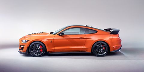 The 2020 Ford Mustang Shelby GT500 Starts under $74,000 and Tops $95,000 Fully Loaded