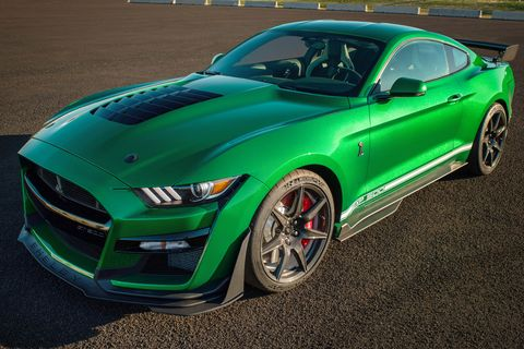 Land vehicle, Vehicle, Car, Motor vehicle, Automotive design, Hood, Performance car, Tire, Rim, Shelby mustang,
