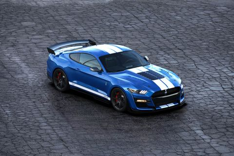 2020 ford mustang shelby gt500se