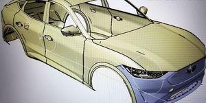 Ford Mustang EV SUV 2020