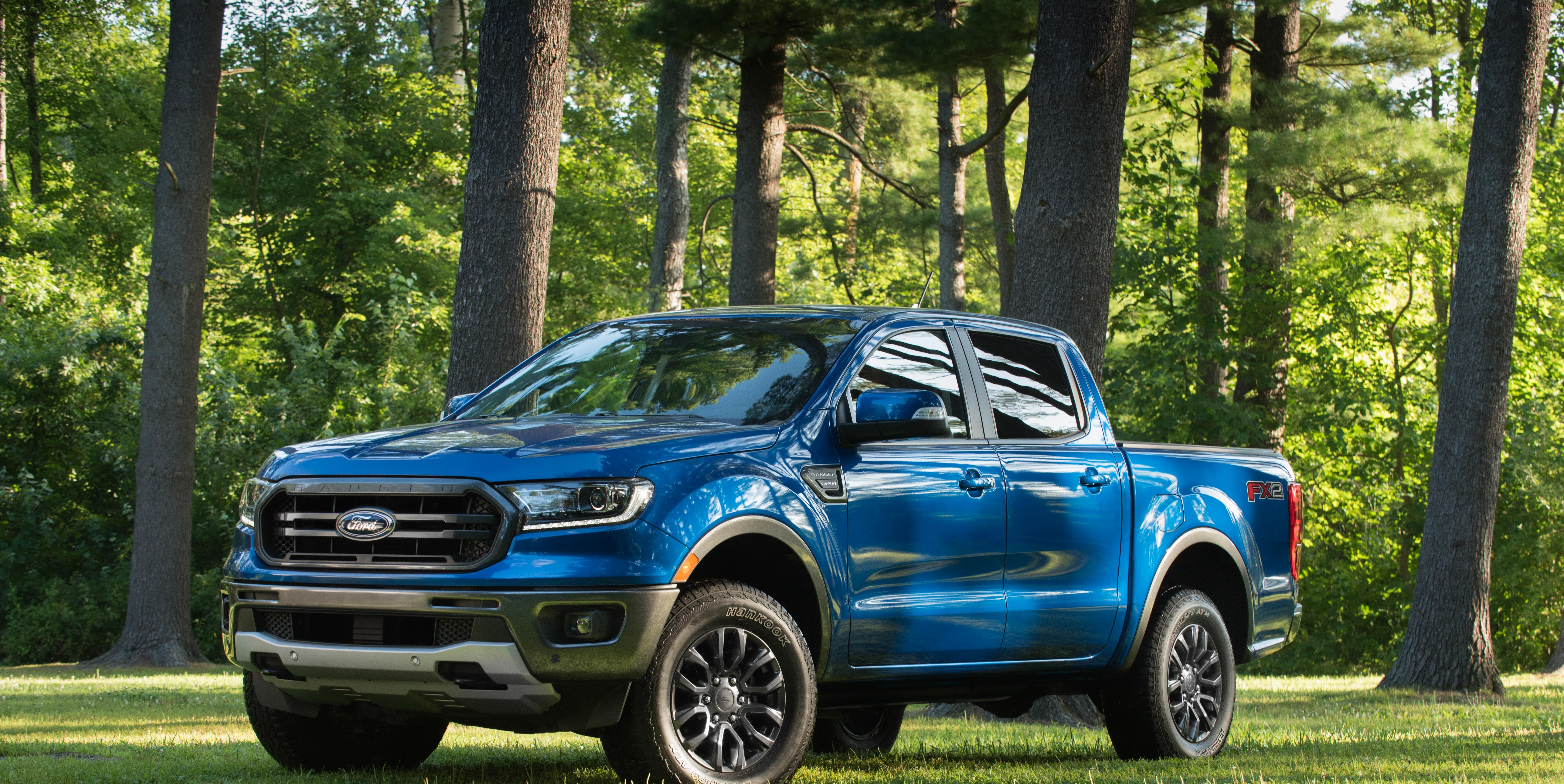 Ford Performance Add-On Boosts Ranger Output by 45 HP