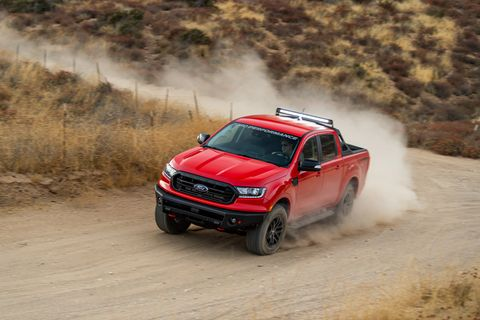 2020 ford ranger supercrew fx4 with level 3 off road package