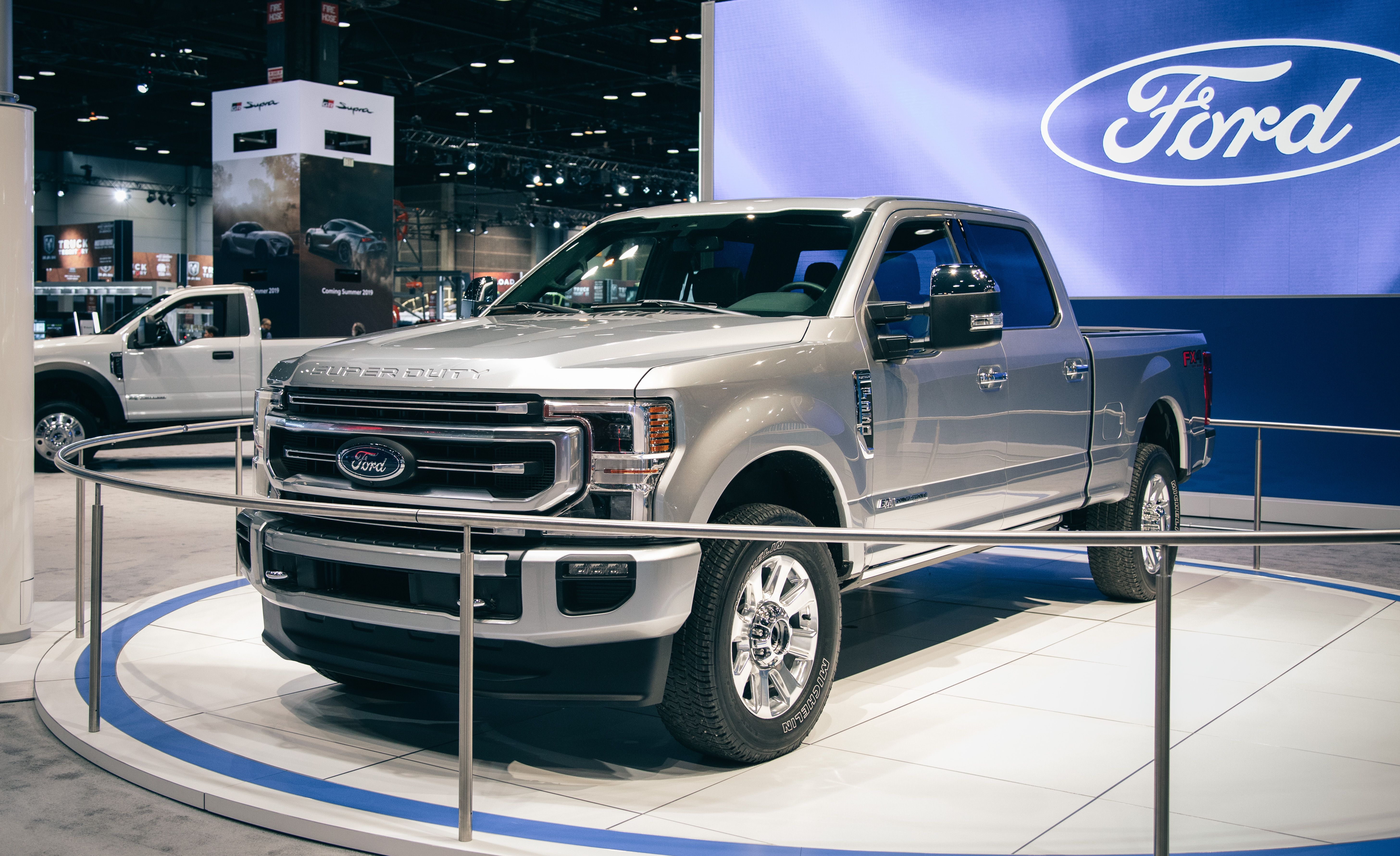 New Ford Truck >> The 2020 Ford F Series Super Duty New Engines And Big