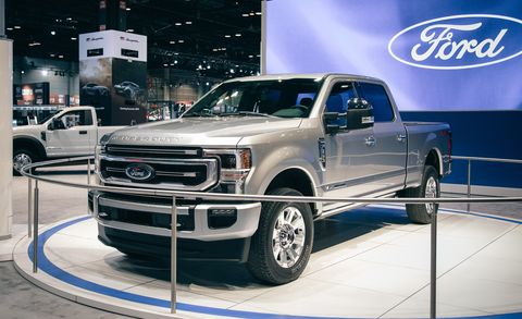The 2020 Ford F-series Super Duty – New Engines and Big ...