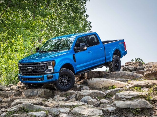 Ford Super Duty >> 2020 Ford Super Duty Review Pricing And Specs