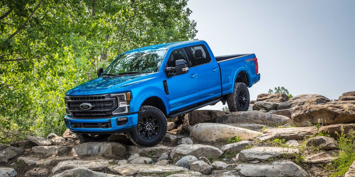 2020 Ford Super Duty Review, Pricing, and Specs