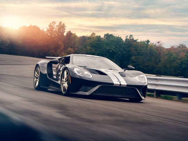 2020 Ford Gt Review Pricing And Specs Car And Driver