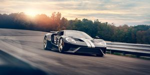 2020 Ford GT front