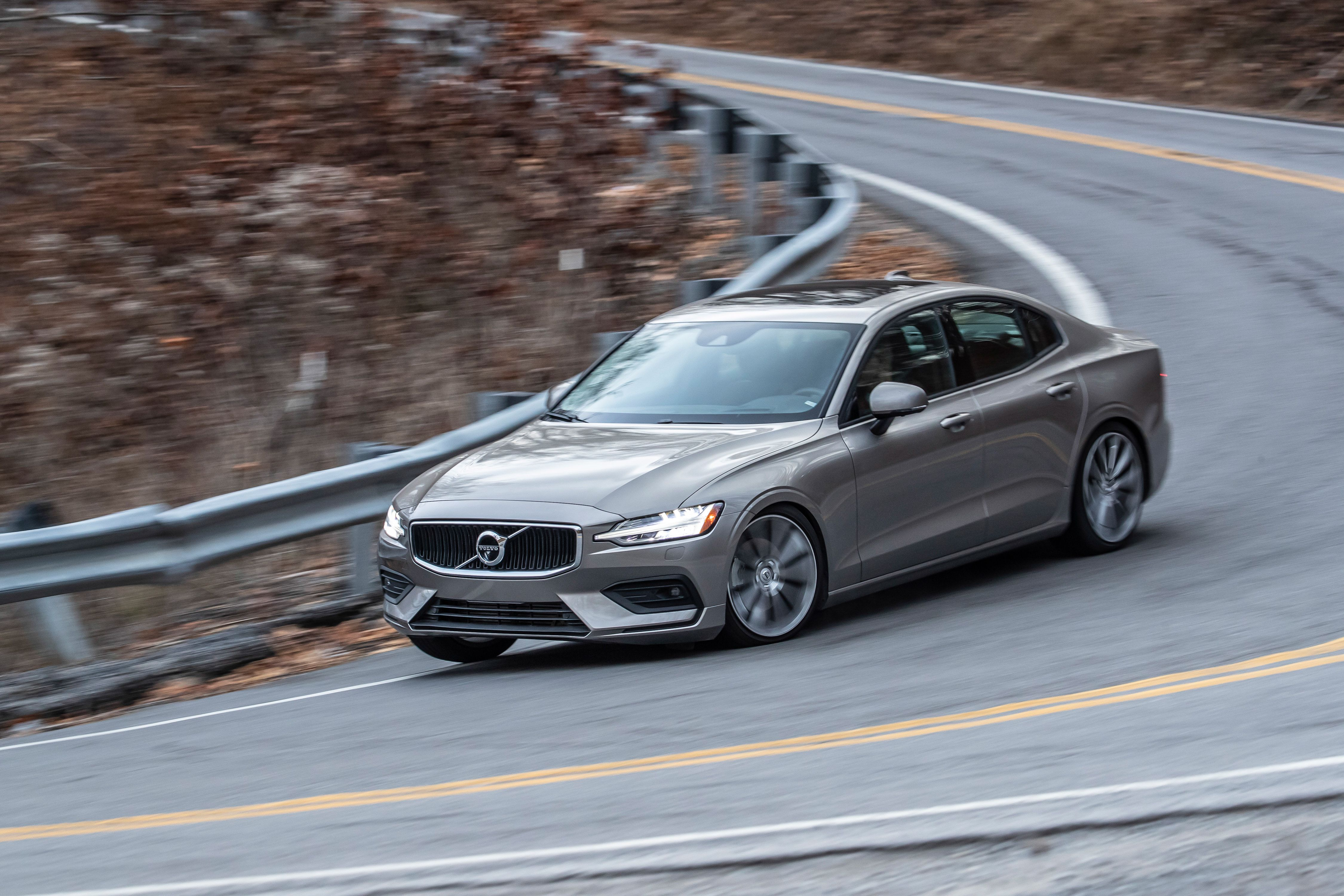 2020 Volvo S60 Review Pricing And Specs