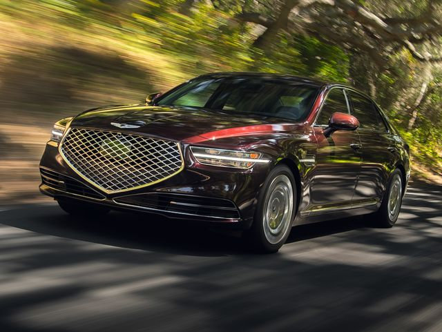 2020 Genesis G90 Review Pricing And Specs