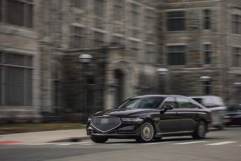 Land vehicle, Vehicle, Car, Automotive design, Mid-size car, Luxury vehicle, Sedan, Infrastructure, Grille, Full-size car,
