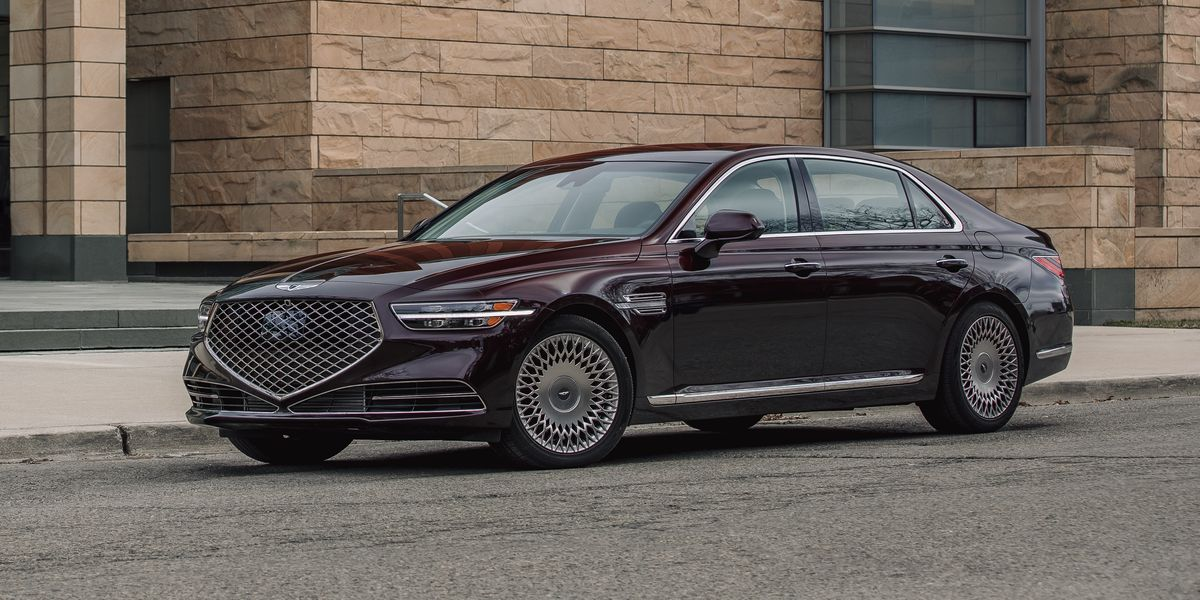 2020 Genesis G90 Review, Pricing, and Specs