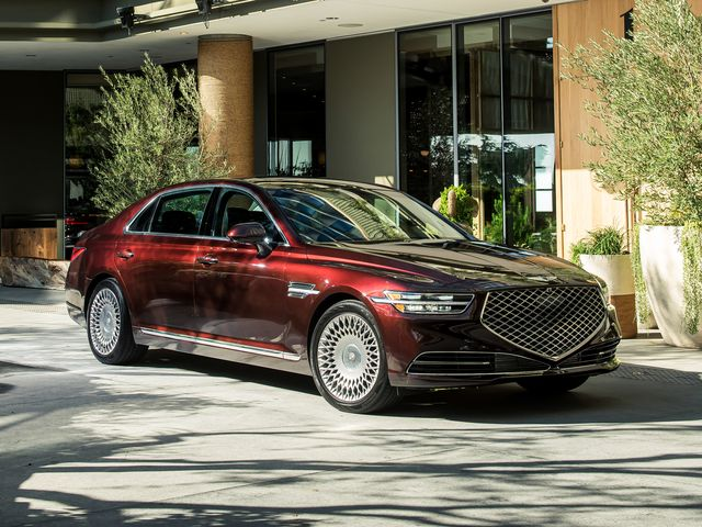 2021 Genesis G90 Review Pricing And Specs