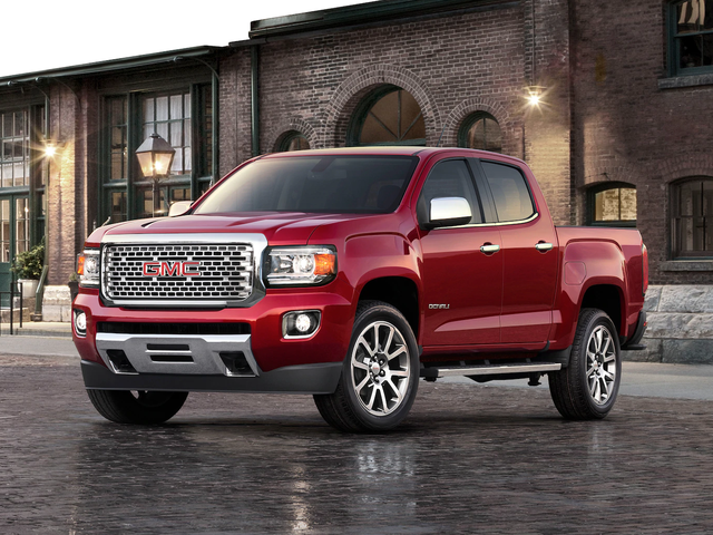 2020 GMC Canyon Review, Pricing, and Specs