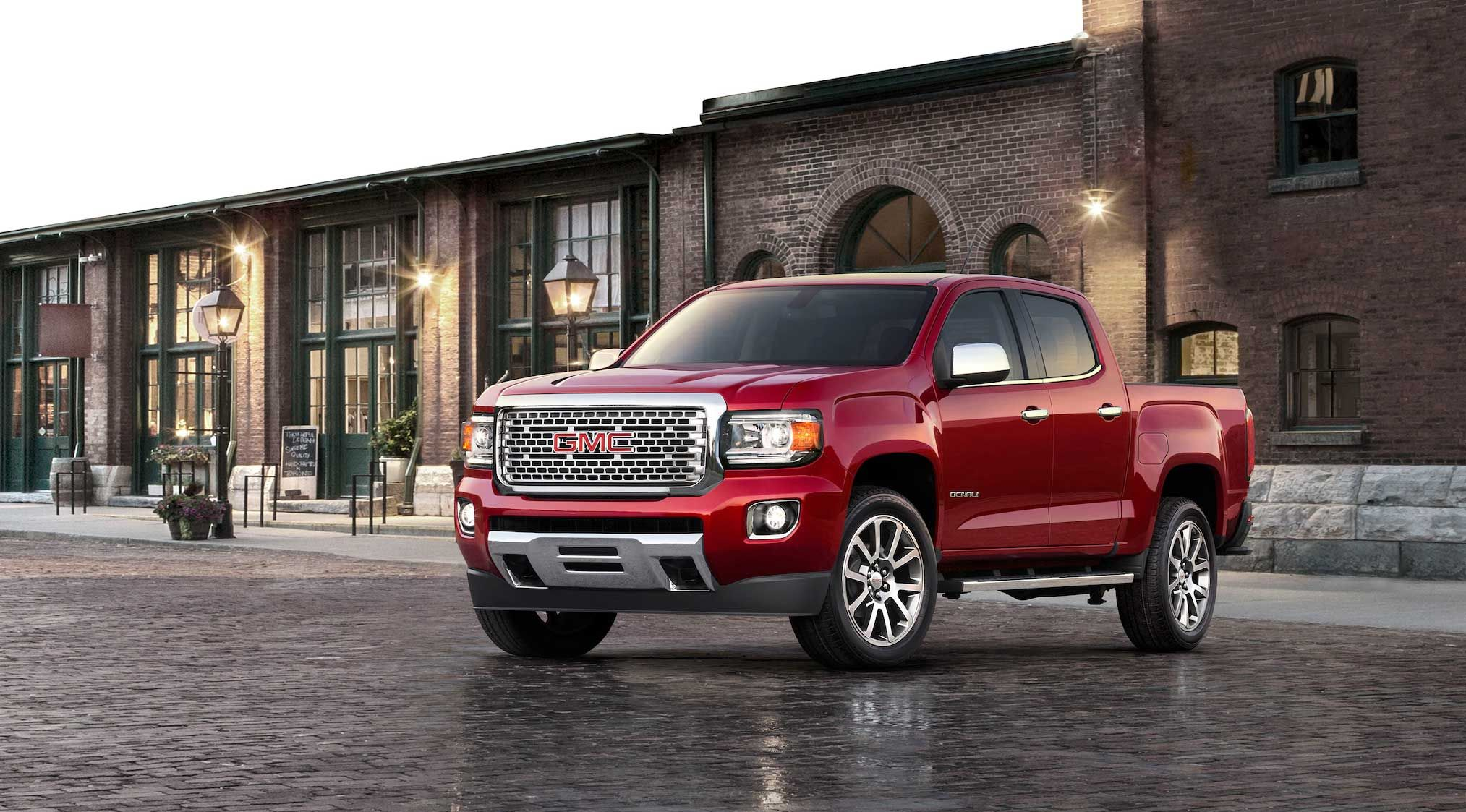 2020 GMC Canyon Denali Wallpaper
