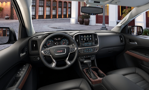 2020 Gmc Canyon Review.2020 Gmc Canyon Review Pricing And Specs
