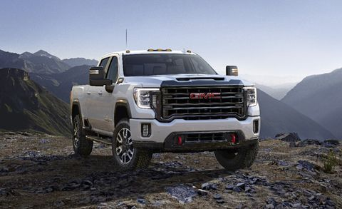 2020 GMC Sierra HD 2500 and 3500 Priced - Details for the ...