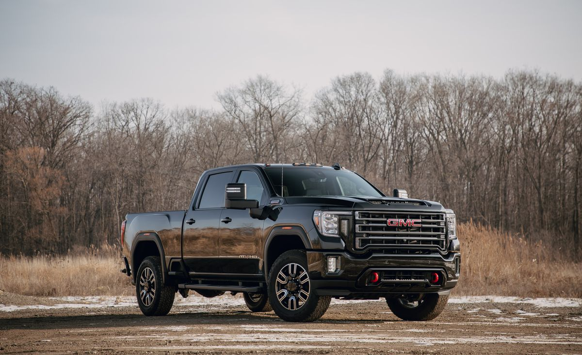 2020 Gmc Sierra Hd Review Pricing And Specs