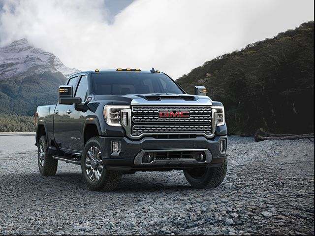 2020 GMC Sierra HD Review, Pricing, and Specs