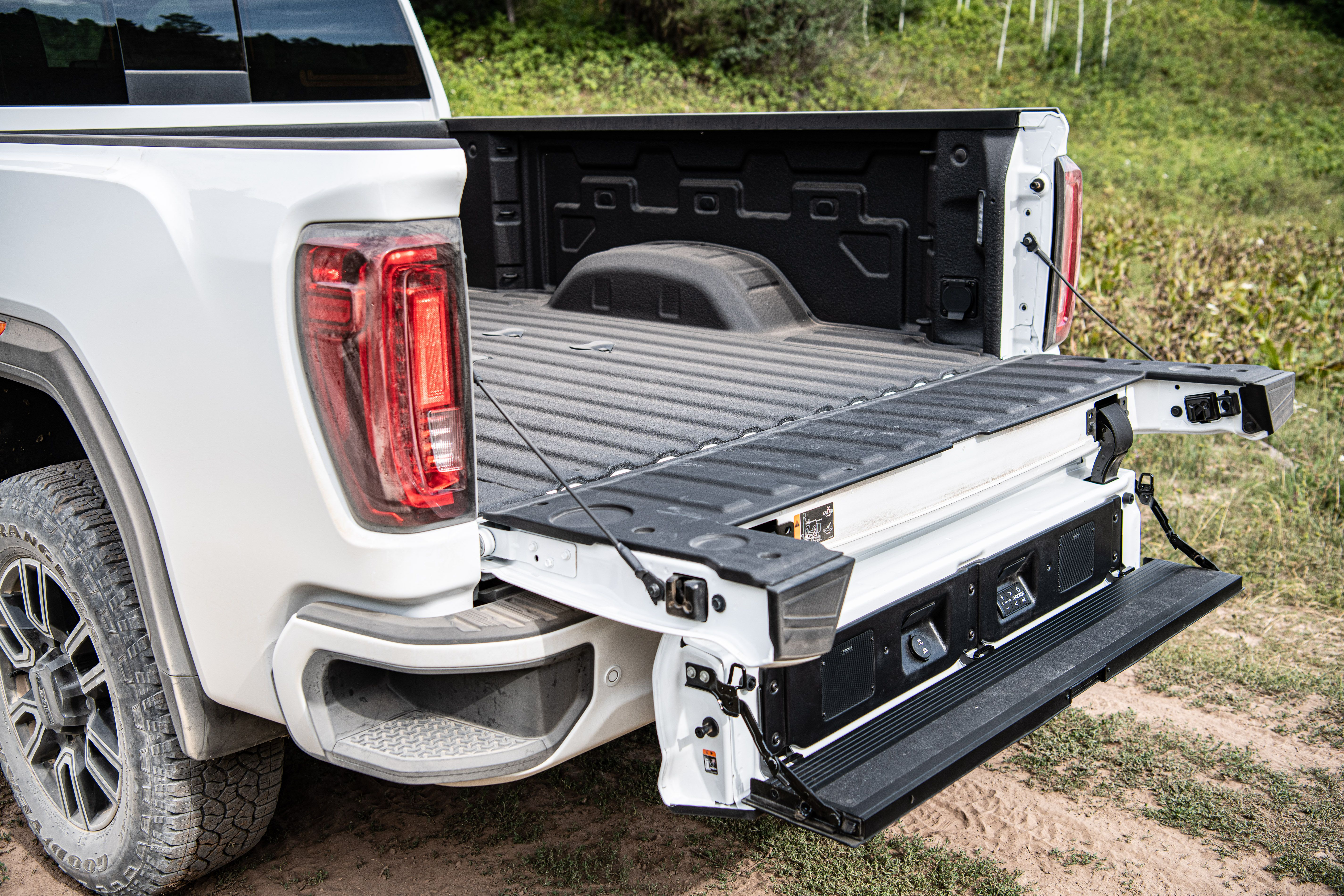 Gallery 2020 Gmc Sierra 2500 Hd At4 Drive Review