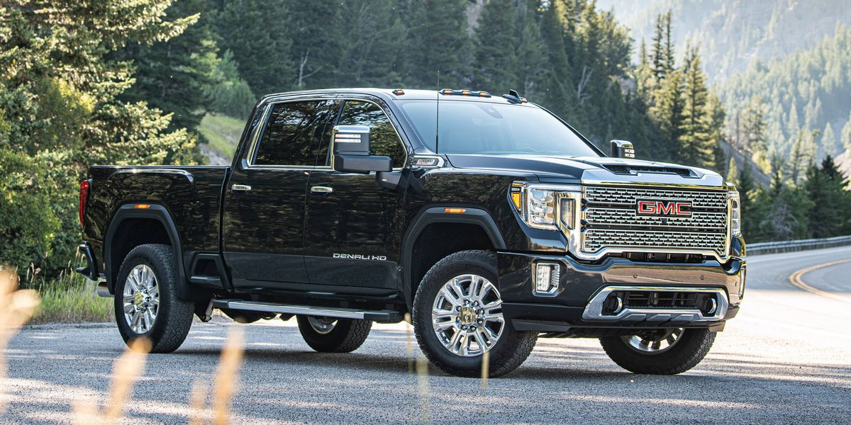 2021 GMC Sierra HD Review, Pricing, And Specs - NewsOpener
