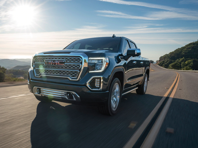 2020 GMC Sierra 1500 Review, Pricing, and Specs