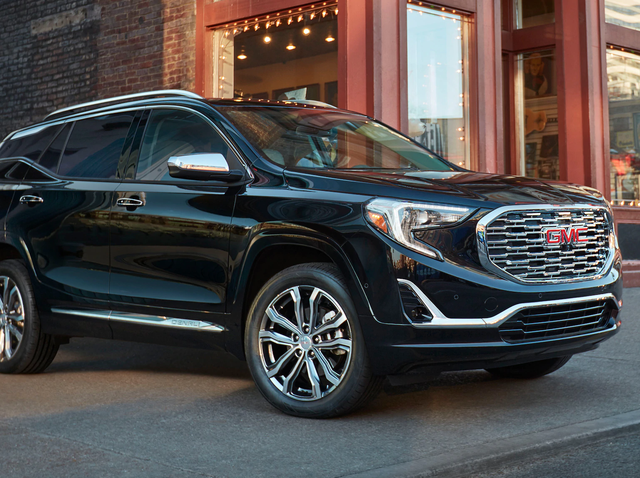2018 GMC Terrain Diesel:  Review, Price >> 2020 Gmc Terrain Review Pricing And Specs