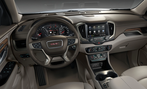 Gmc Terrain 2020 Review.2020 Gmc Terrain Review Pricing And Specs
