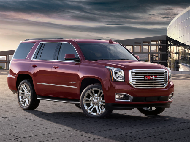 2019 GMC Yukon: New Packages, Specs, Price >> 2020 Gmc Yukon Yukon Xl Review Pricing And Specs