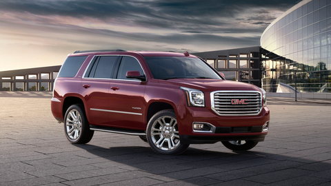 Gmc Trucks And Suvs Reviews Pricing And Specs