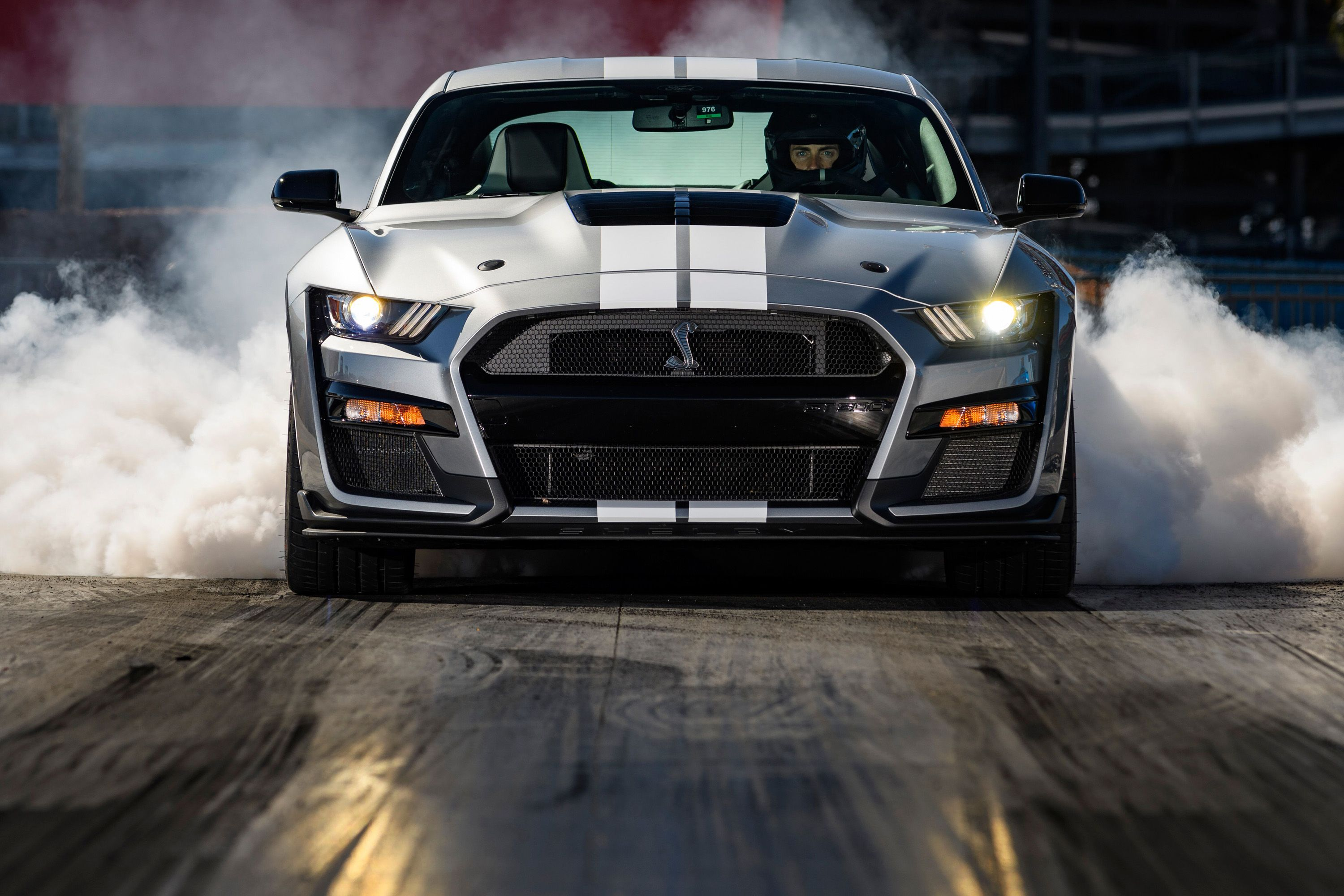 The 2020 Ford Mustang Shelby GT500 Makes 760 Horsepower Feel Normal