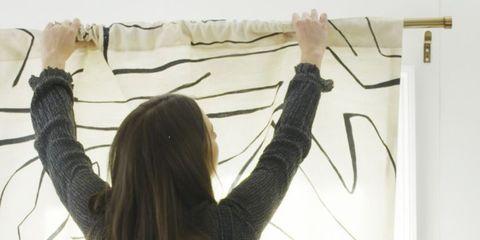 Arbre, main, pièce, dessin, cheveux longs, illustration,