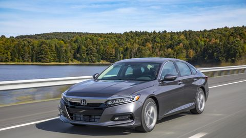 2020 Honda Accord Review Pricing And Specs