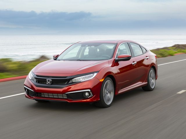 Get 2020 Honda Civic Lx Sedan Interior