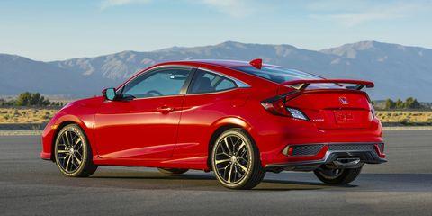 View Photos of the 2020 Honda Civic Si