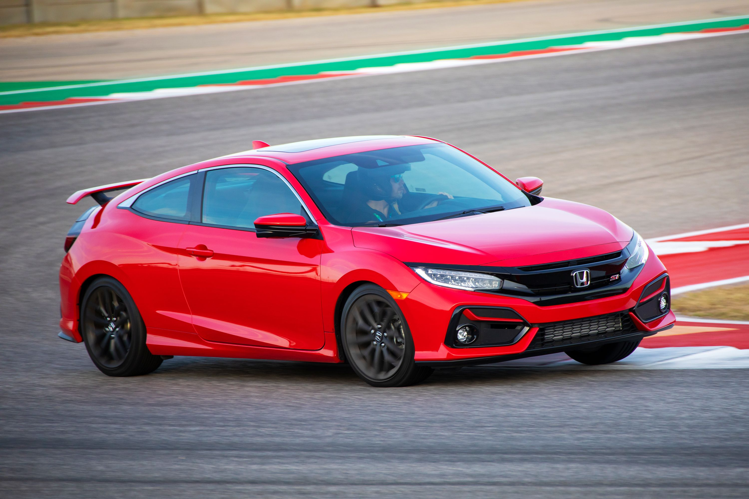 2020 Honda Civic Si Small Changes To A Great Car