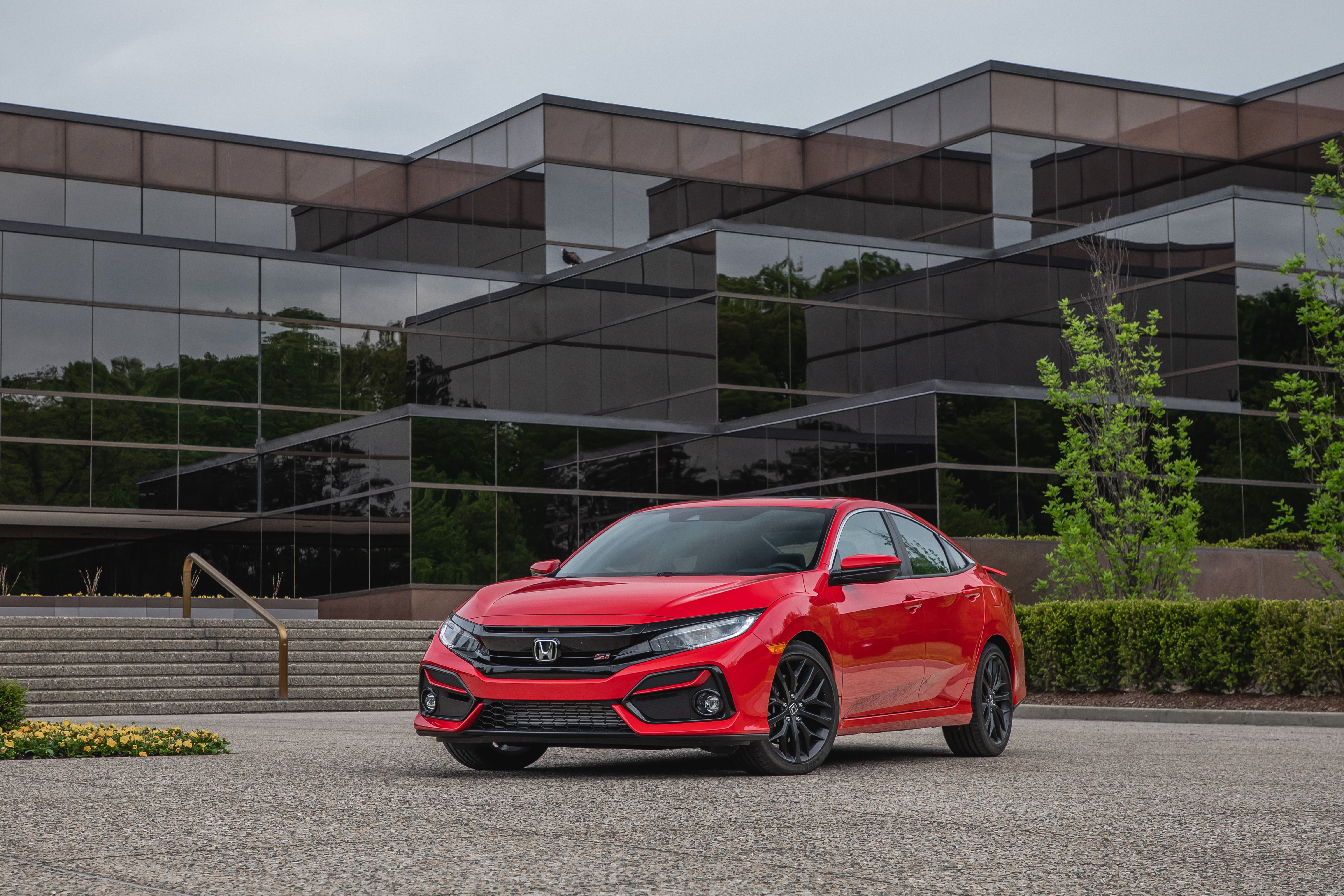 2020 Honda Civic Si Pictures