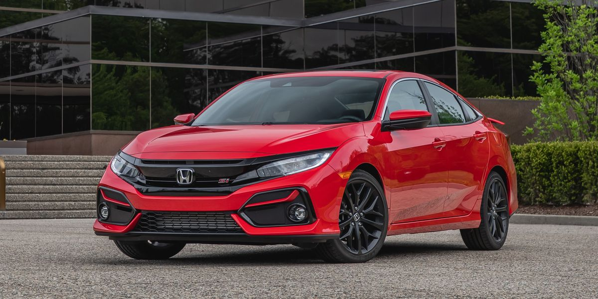 2020 honda civic si review, pricing, and specs