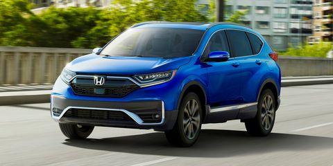 Every Photo of the New 2020 Honda CR-V