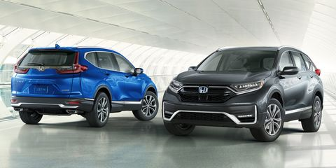 2020 Honda Cr V Pricing Released