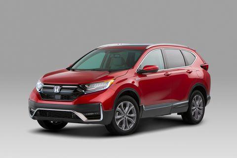 2018 Honda CR-V: News, Hybrid Version, Arrival >> 2020 Honda Cr V Adds A Hybrid Model And Gets A New Look