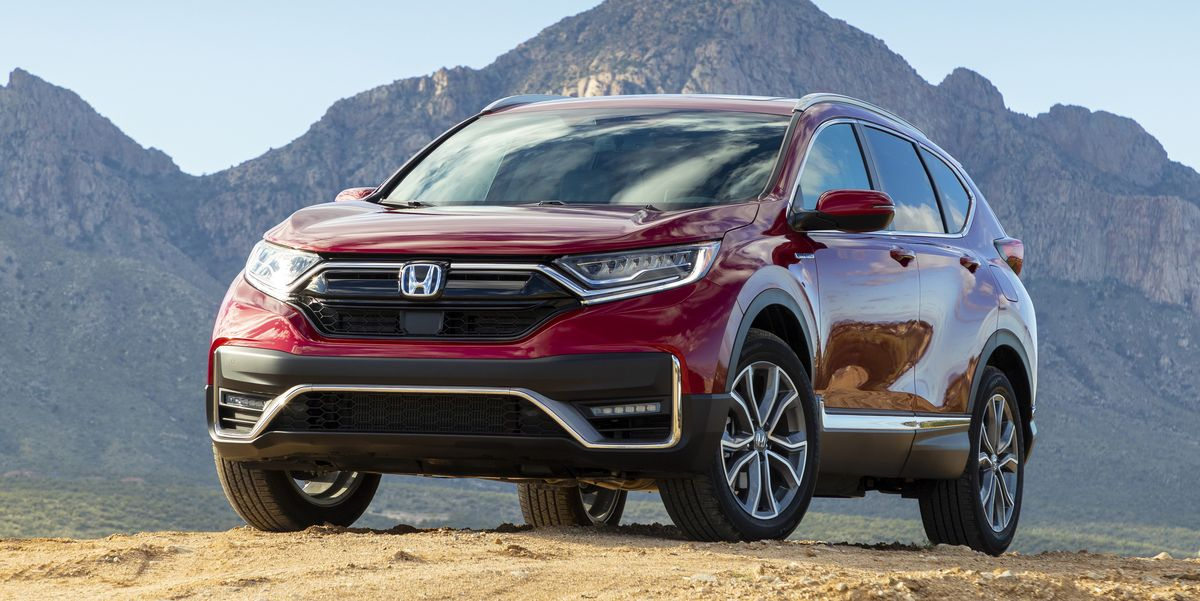 2020 Honda Cr V Review Pricing And Specs