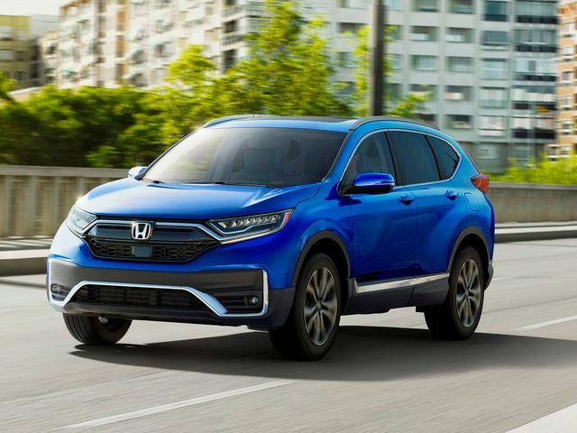 Honda Crv 2018 Release Date Usa >> 2020 Honda Cr V Review Pricing And Specs